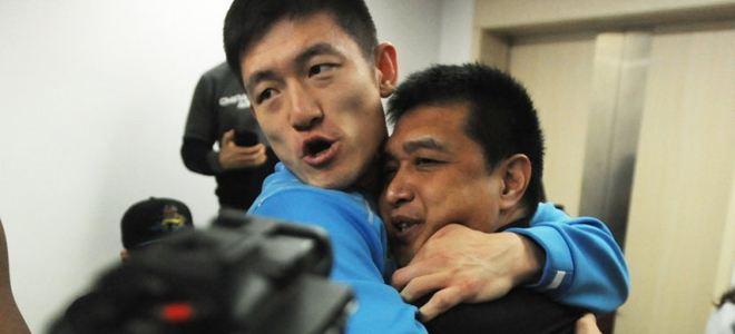 陈磊退役后回归家庭:闲下来时不知道做什么事好