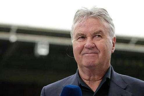 京媒:希丁克的时间只有6个月,U23亚锦赛决定去留