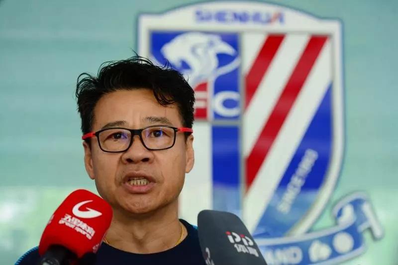 吴金贵:我治下的申花打不垮,今后会首发3-4名U23