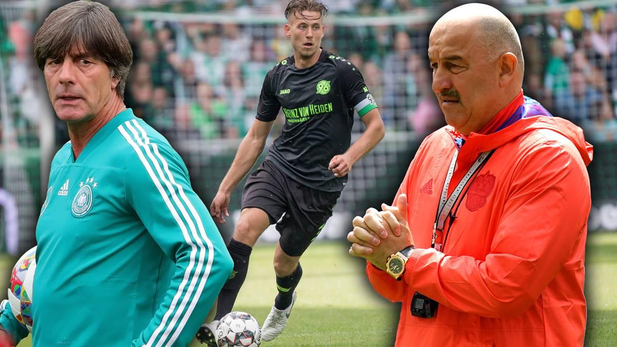 德媒:俄罗斯队欲与德国队争夺德 U21防守悍将
