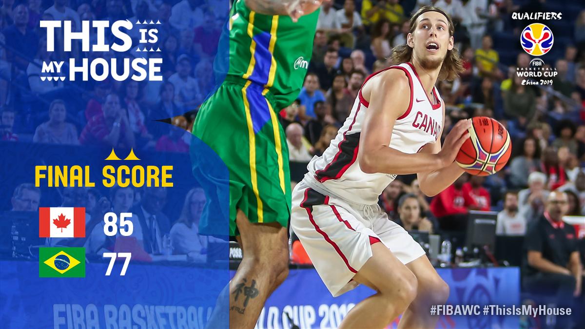 FIBA美洲区世预赛综述:奥利尼克20+19率队获胜