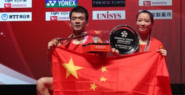 日羽赛中国仅获1冠,郑思维、黄雅琼问鼎