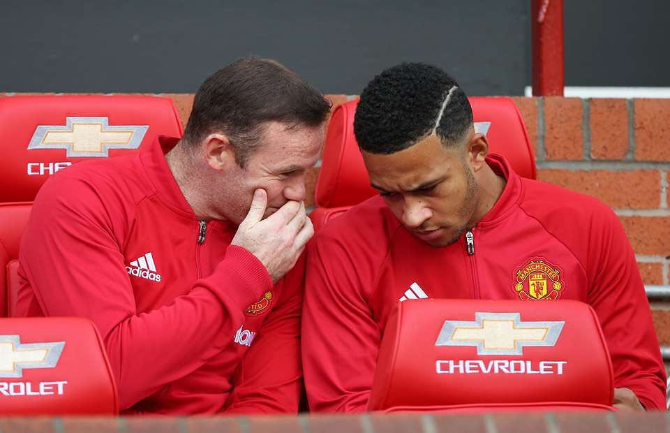 德佩回击鲁尼:之前你还问我借过我的红皮衣呢