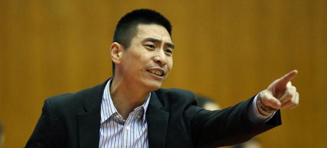 朱世龙将担任福建男篮新赛季主教练