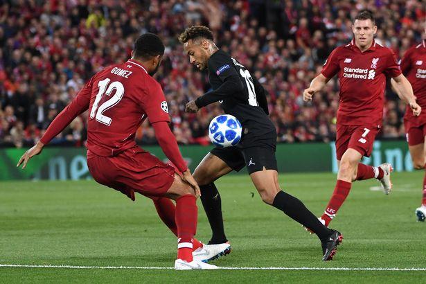乔- 戈麦斯:连续战胜热刺和证明了利物浦的顶级实力