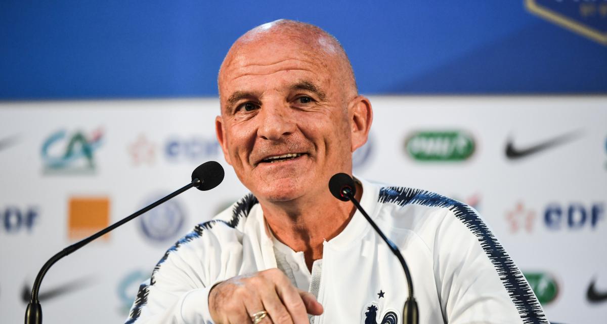 法国助教:虽然在世界杯期间饱受批评, 但德尚最终顶住了压力