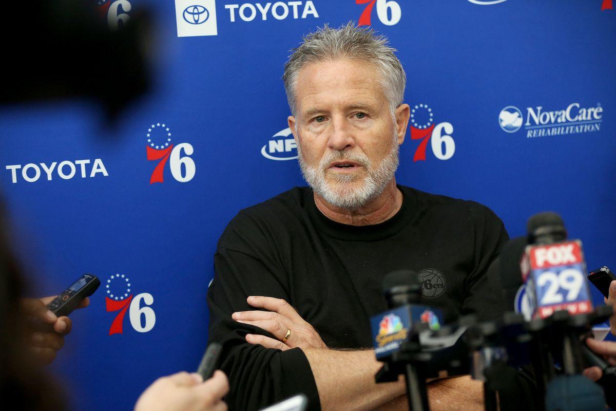 布朗谈新赛季球队目标:我们想打进NBA总决赛