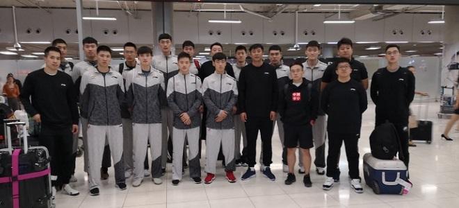 青年队抵达泰国, 开启亚冠联赛征程