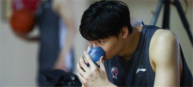 王哲林体测未能达标,将在联赛5轮后进行补测