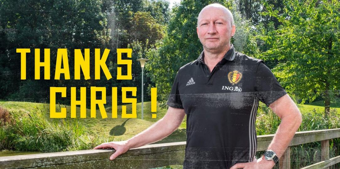 官方:比利时国家队技能总监将赴中国足协任职