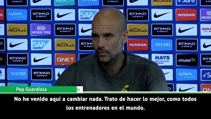 瓜拉:来这里不是为了改变足球, 我想成为最好的教练