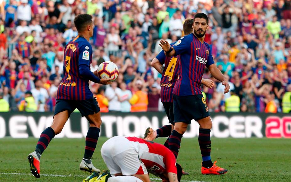 GIF:梅西送助攻,穆尼尔追平比分