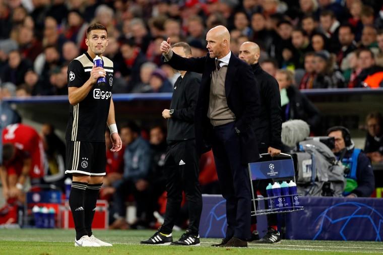 阿贾克斯主帅:没有2-1赢拜仁非常遗憾,拜仁一度非常困难