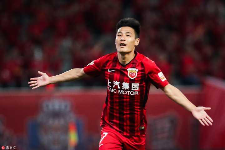 武磊再次高光表现,梅开二度独占据顶级联赛射手榜次席