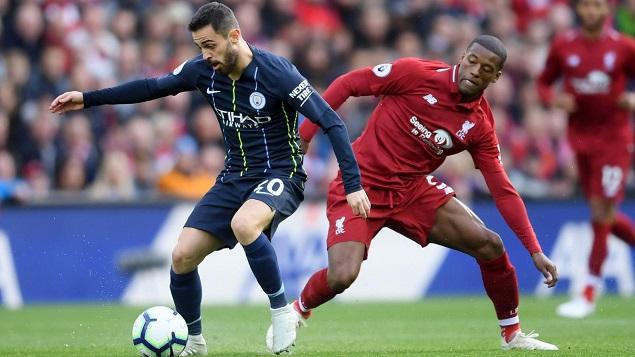 米尔纳伤退马赫雷斯失点,利物浦0-0曼城