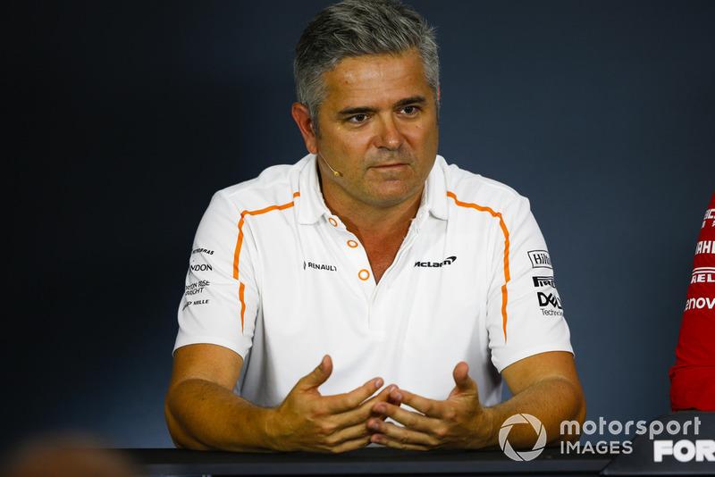 FIA:迈凯伦没有错过日本站轮胎选择的最后期限