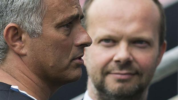 天空体育:曼联的转会交易究竟是谁说了算