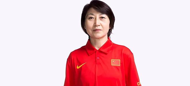 国奥女篮主教练王桂芝将执掌新疆女篮教鞭