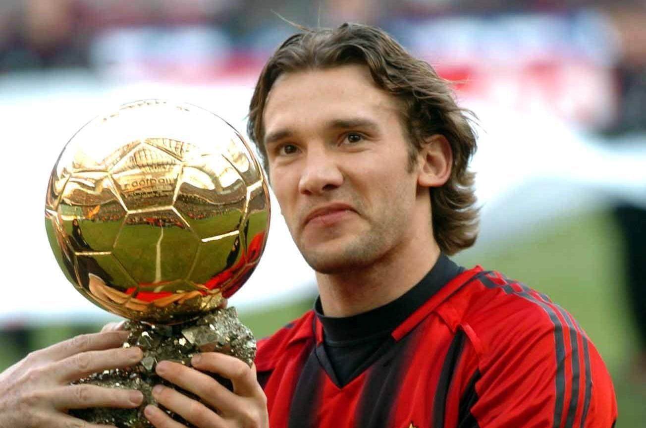 舍甫琴科:我认为金球奖的得主应该参加过今年世界杯决赛