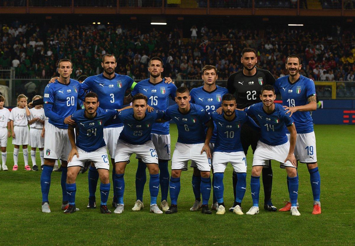 连续5个主场不胜,意大利追平历史最差战绩