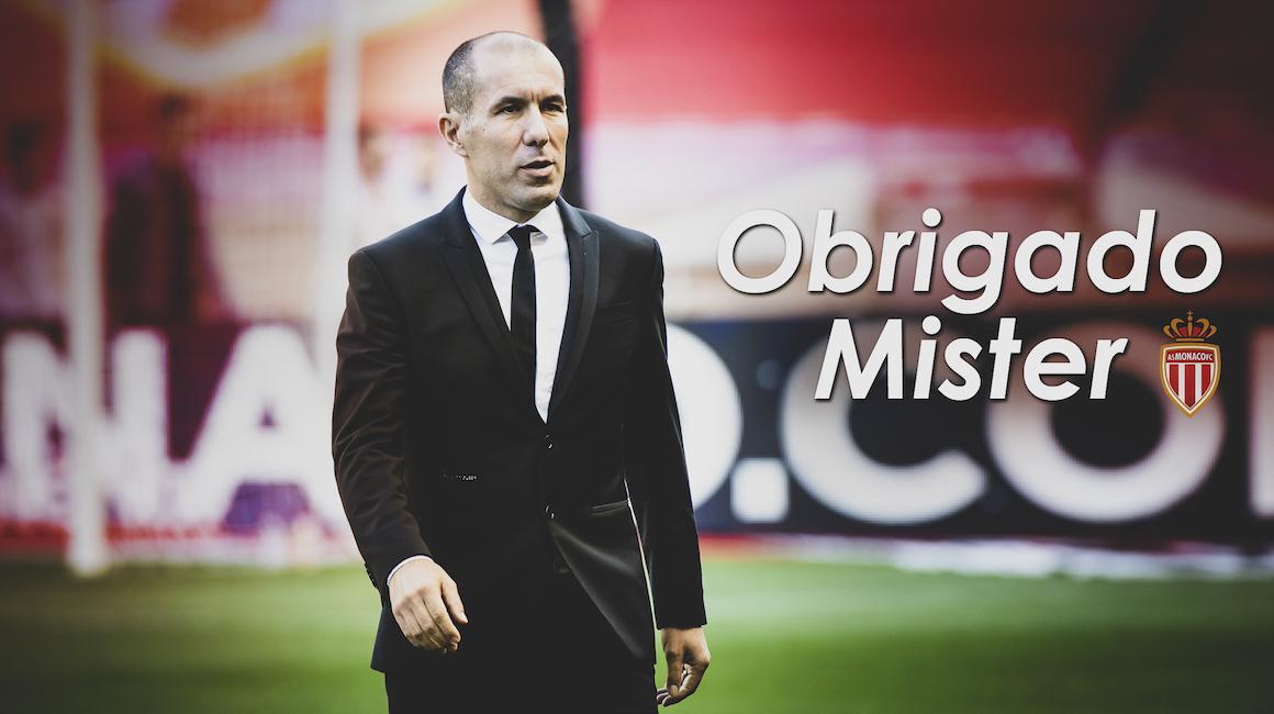 官方:摩纳哥主教练雅尔迪姆下课