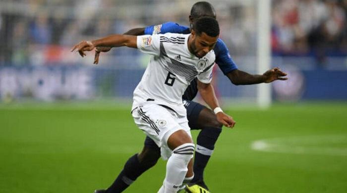 格纳布里:德国队踢得并不差, 原本有机会两球领先