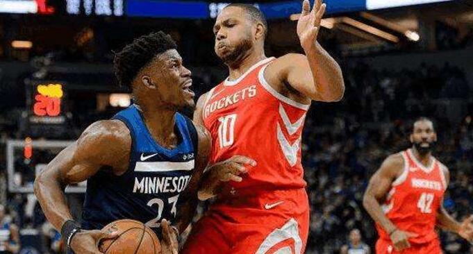一些NBA高管相信是森林狼泄漏了火箭的最新报价
