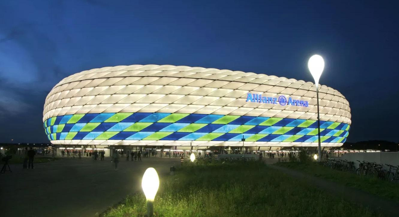 官方:慕尼黑申办2021年欧冠决赛,将与圣彼得堡竞争