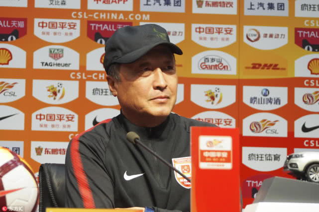 陈金刚:鲁能踢得好一度是争冠球队,希望我们踢出特点