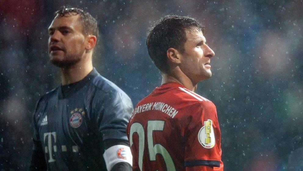 图片报给拜仁开会:里贝里甚至过不了地区级后卫