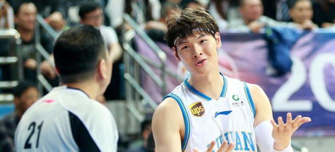 王哲林:我回来了,然后一不小心赢了