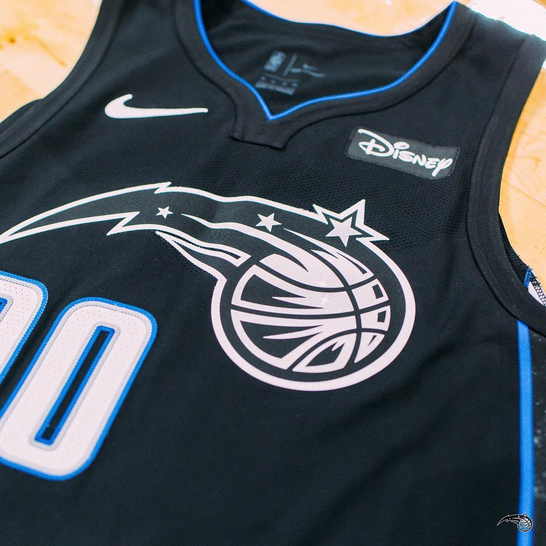 魔术发布新款城市版球衣,本月将在赛场首次亮相