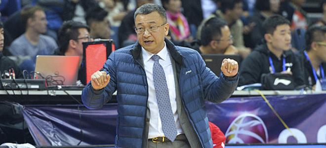 范斌:国内球员不如天津,输球责任我来承担