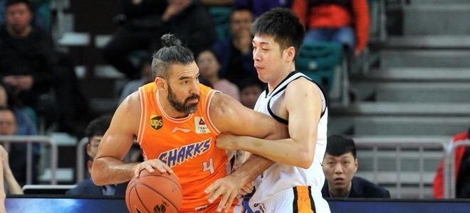 斯科拉25分,上海客场胜山西收获五连胜