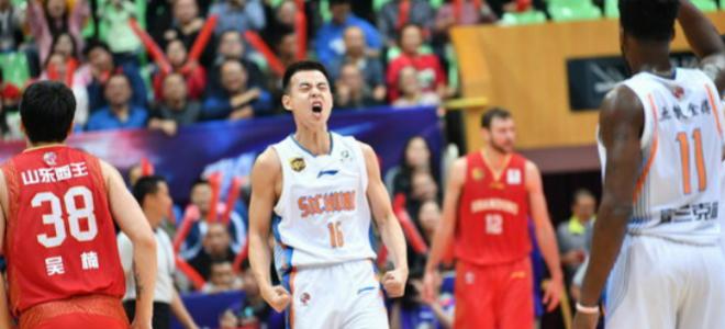 鲍曼感慨四川队输在外线,吴庆龙:山东赢在了防守