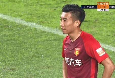 GIF:杜文洋乌龙,富力1-0华夏幸福
