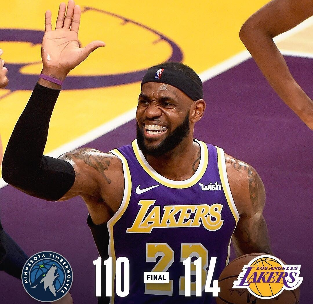 NBA官方发布今日比赛获胜球队图集