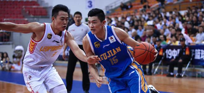 陈林坚赛季第七次砍20+得分,暂列国内球员之首
