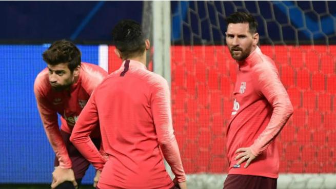 马卡报:梅西有望在对阵皇家贝蒂斯的比赛中复出
