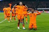 欧国联:维纳尔杜姆破门孟菲斯点射,荷兰2-0法国送德国降级