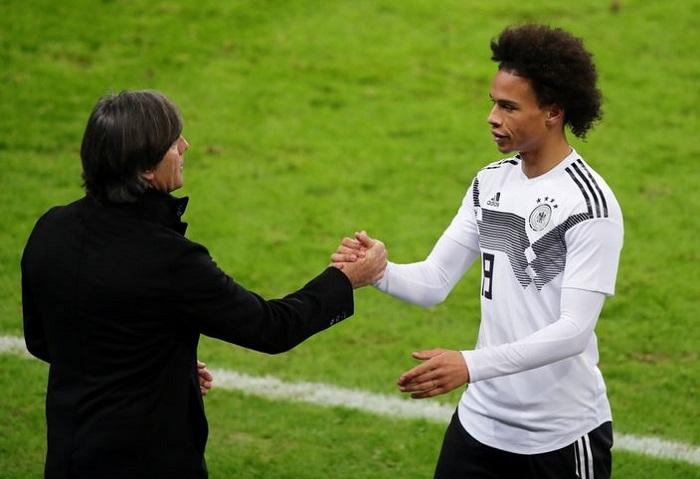 德国足协副主席:萨内落选世界杯因内部原因