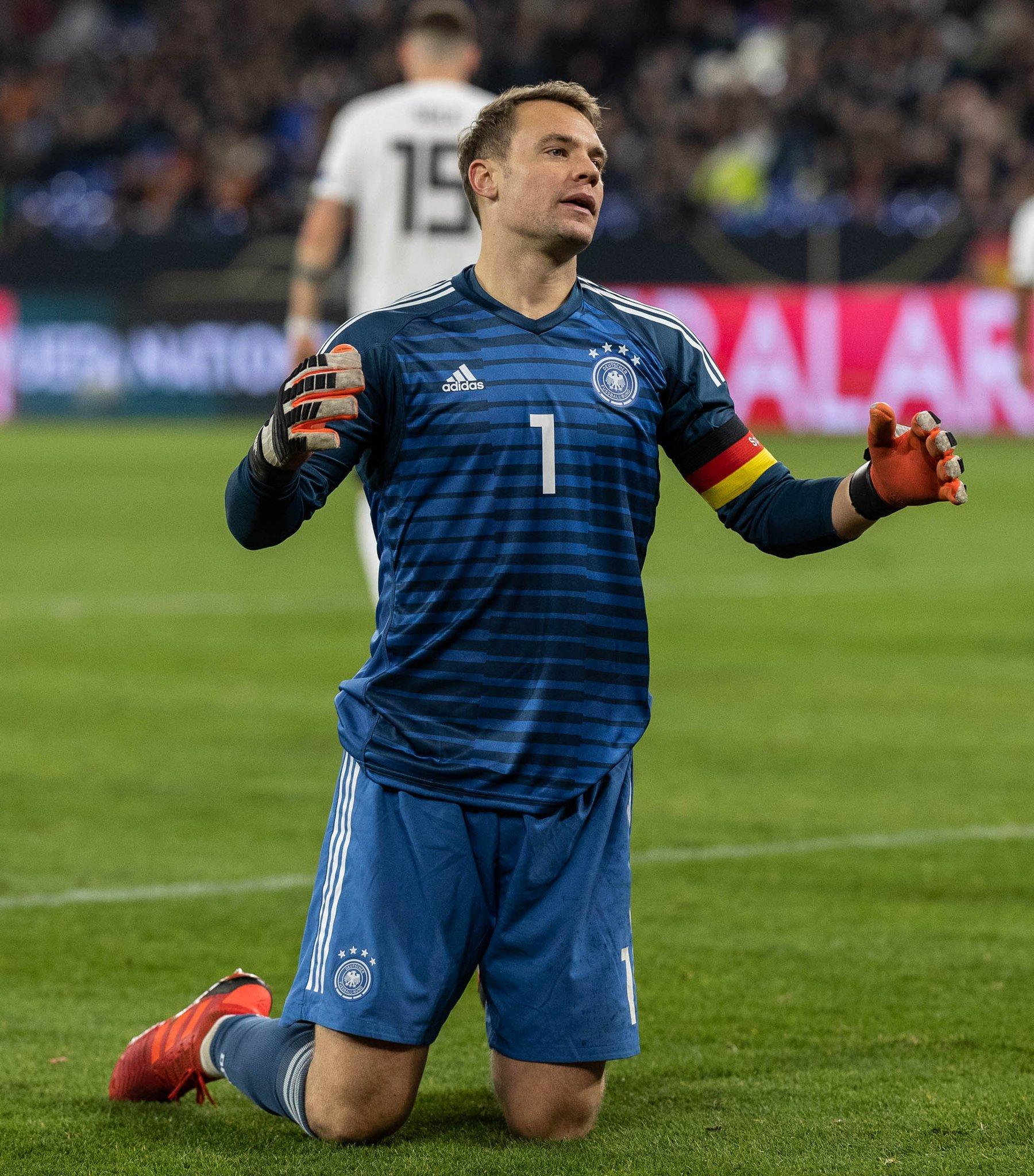 欧国联一场不胜, 德国或被波兰力压沦为欧预赛二档球队