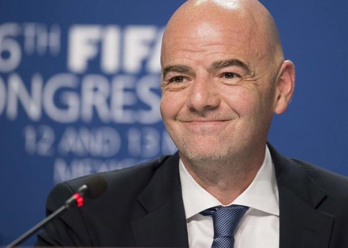 因凡蒂诺:卡塔尔世界杯需要比俄罗斯举办更好
