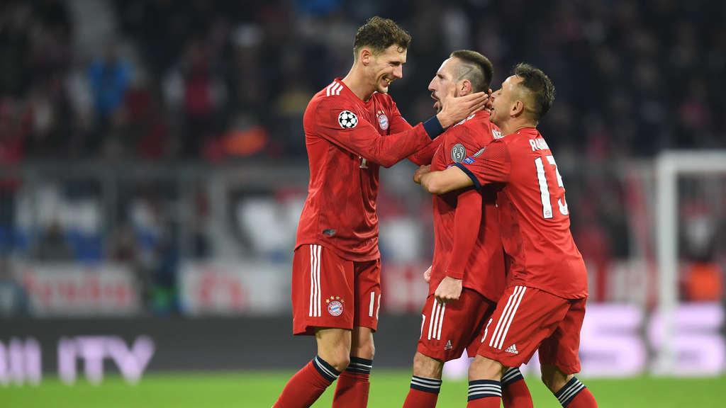 超越布特!里贝里成为拜仁队史最年长欧冠进球