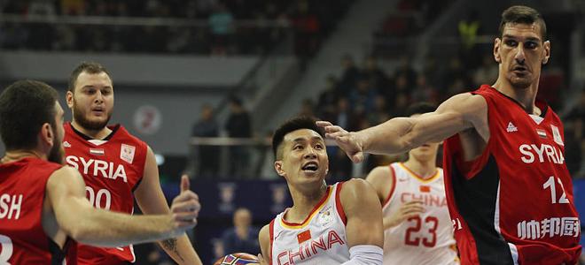 叙利亚主帅:中国队锋线很棒,但后卫线也一样出色吗?