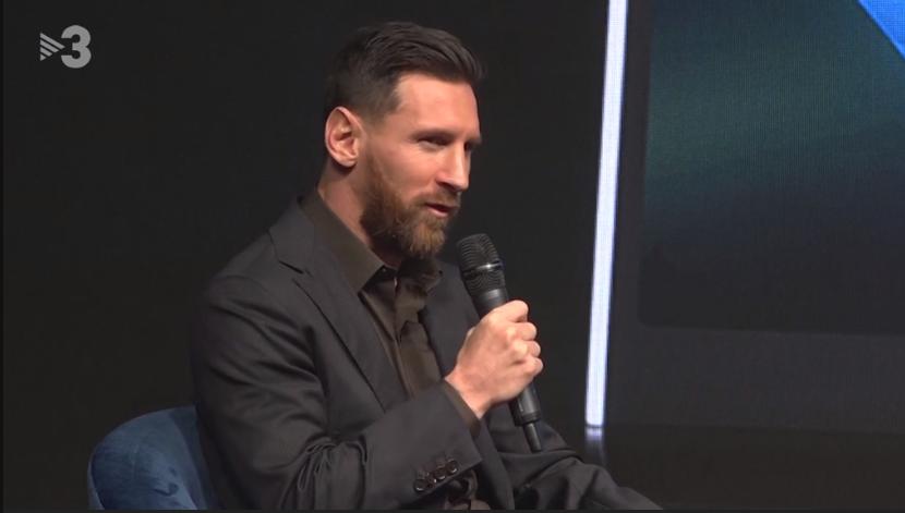 梅西:我受伤后巴萨还能赢球,这就是我们的目标