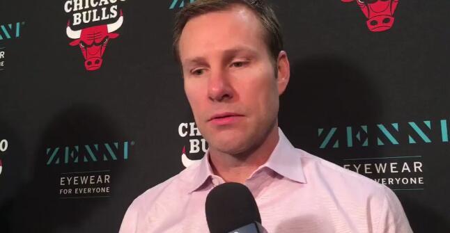 霍伊博格:上赛季在保罗受伤后,火箭仍很有机会夺冠