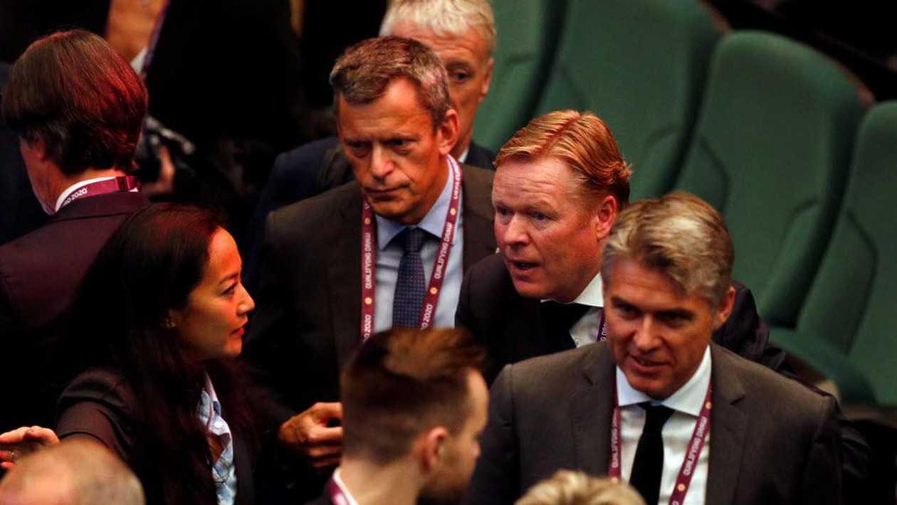科曼:荷兰抽到时, 我的第一反应是