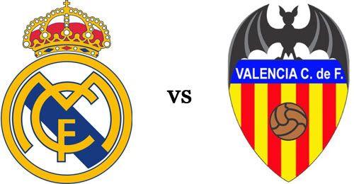 皇家马德里vs瓦伦西亚首发:本泽马对决加梅罗