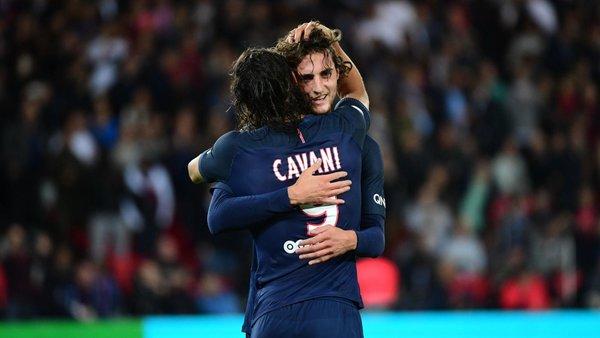 在巴黎迎战利物浦前,卡瓦尼曾试图安抚拉比奥